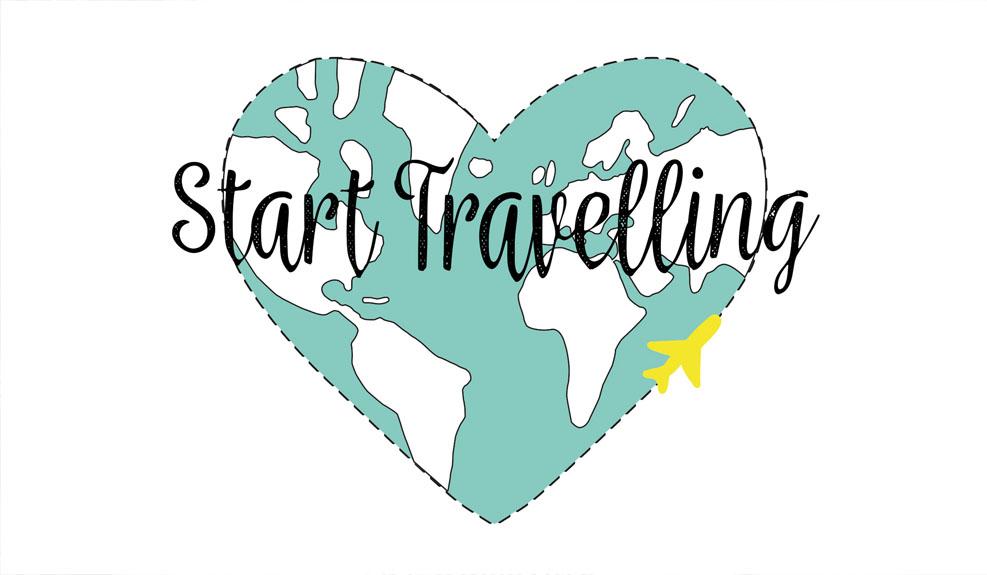start travelling