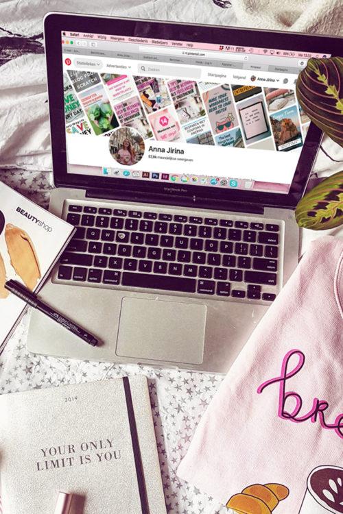 5 Slimme Pinterest tips voor je blog of bedrijf!