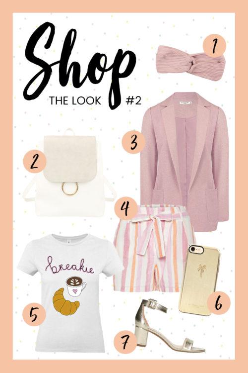 Shop The Look #2: Nog één keer een hittegolf!