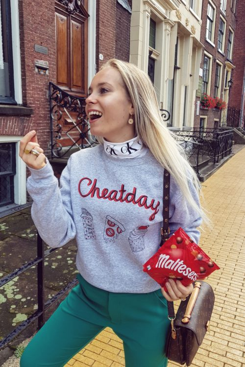 cheatday sweater