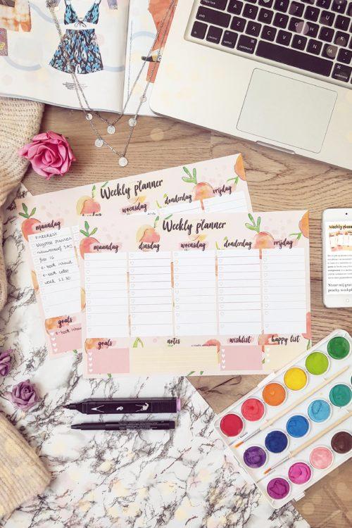 5 Planning tips om productiever te werken!