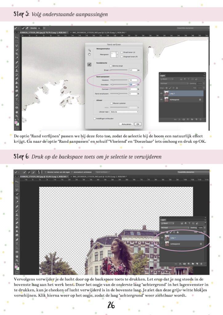 photoshop handboek