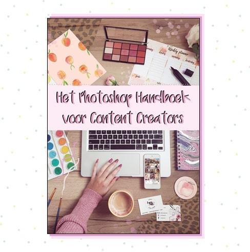 e-book photoshop