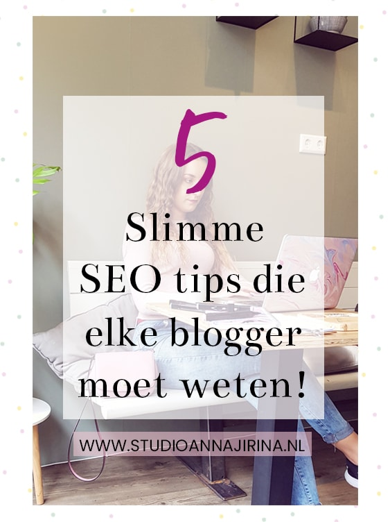 seo tips voor bloggers