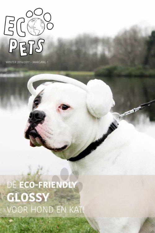 Portfolio update #2: ECOpets magazine voor ECOstyle