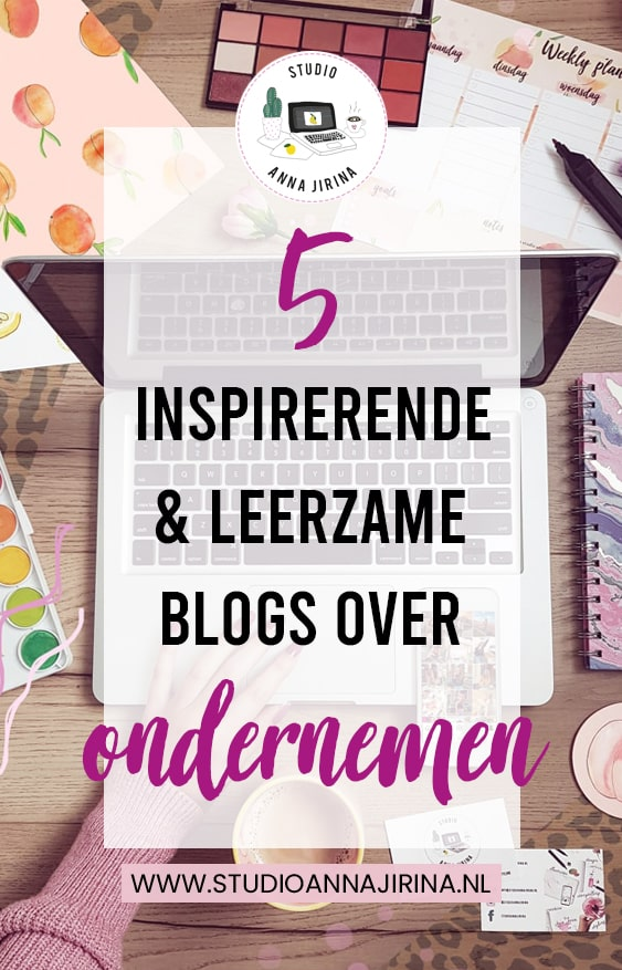 blogs over ondernemen