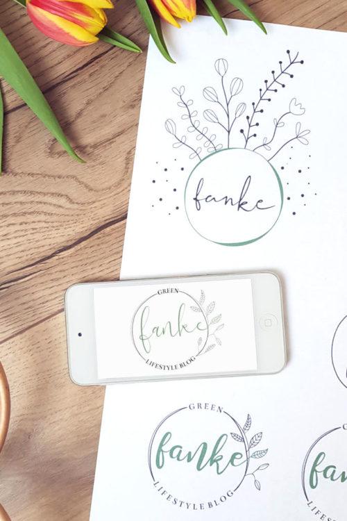 Portfolio update #3: Logo ontwerp voor Fanke.nl