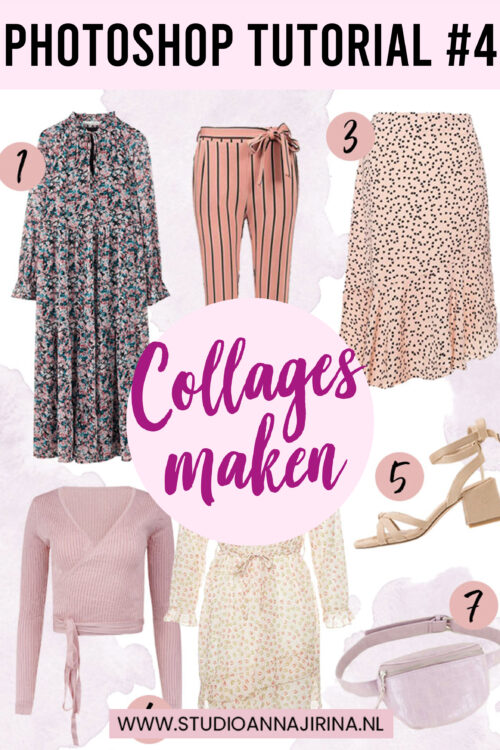 Tutorial: Collages maken in Photoshop!