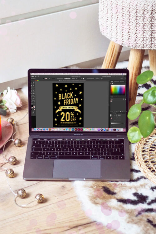 Tutorial: Goud effect maken in Adobe Illustrator