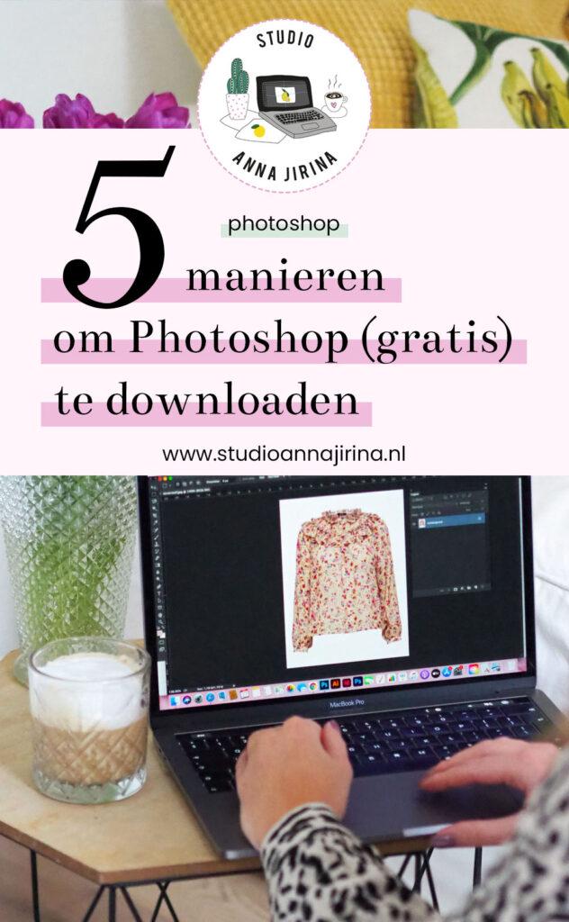 photoshop gratis downloaden
