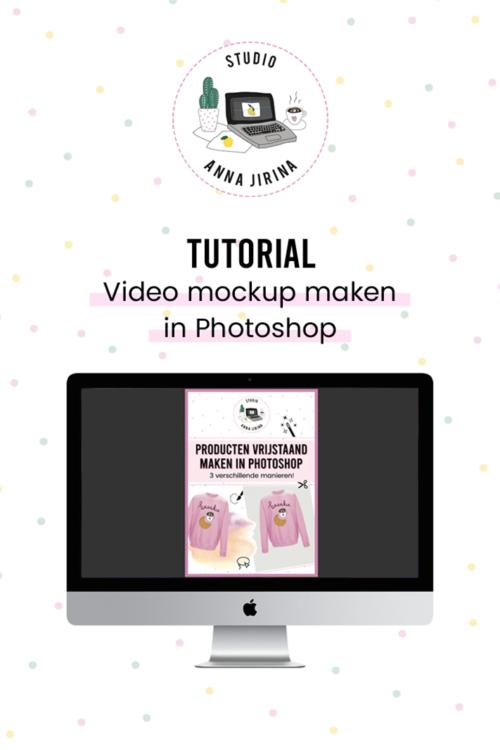 Tutorial: Video mockup maken in Photoshop