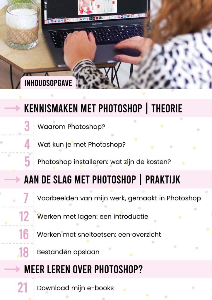 Photoshop voor beginners
